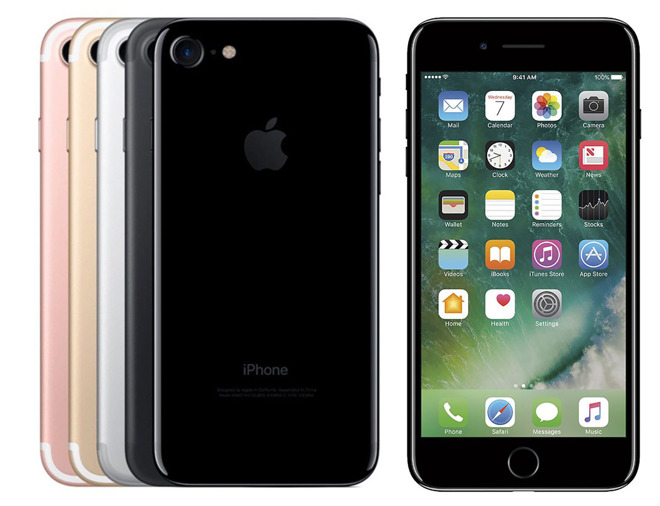 $20 off 256GB unlocked iPhone 7 in stock with no tax and free expedited shipping