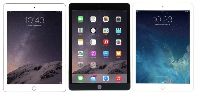 Apple's 16GB iPad Air 2 for $339.99 with free shipping and no tax outside TX