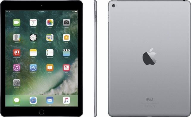 Apple's 32GB iPad Air 2 (Wi-Fi Only) for $379 or 128GB model for $449 with free shipping & no tax outside NY