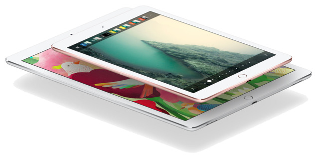 $50-$70 off Apple iPad Pros with free shipping and no tax outside NY