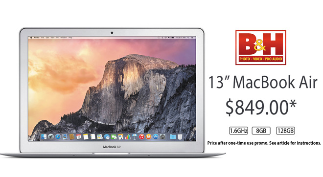 13 inch MacBook Air