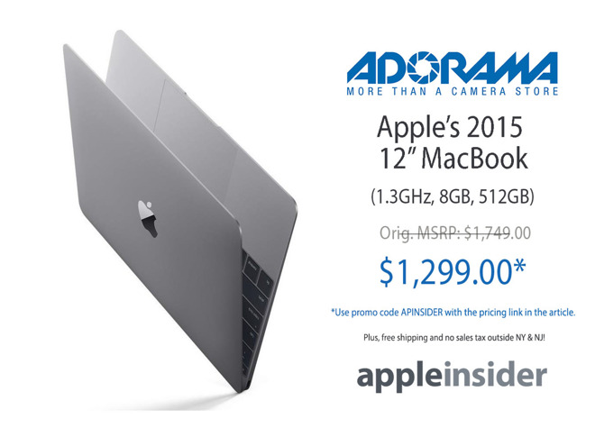 12 inch MacBook Space Gray