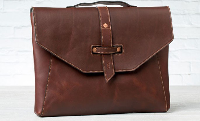 Pad and Quill MacBook Pro bag