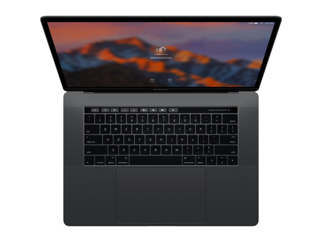 Apple 2016 15 inch MacBook Pro with Touch Bar